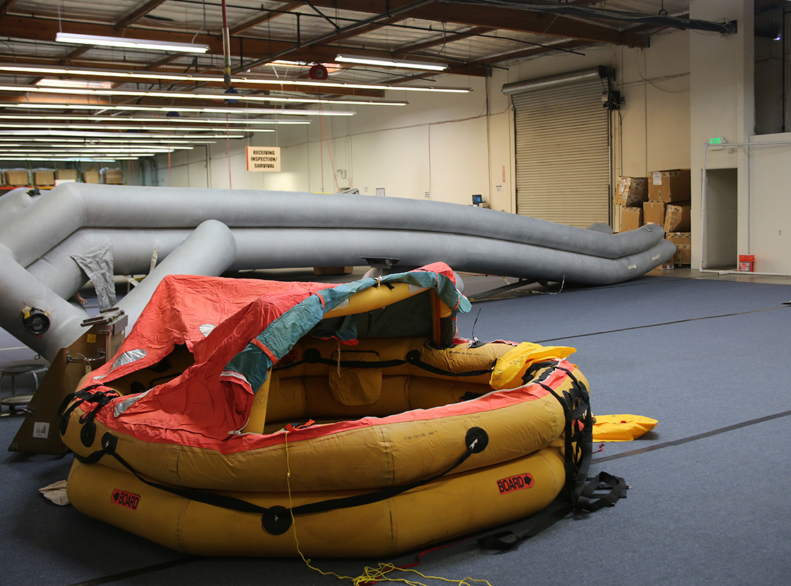 Inflatables Servicing