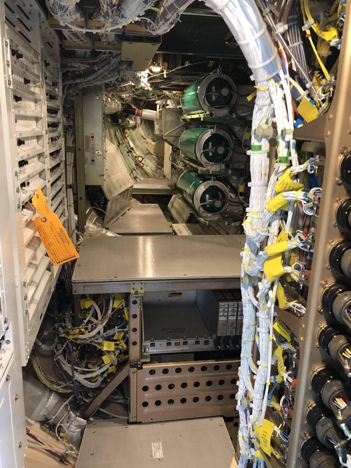 777 Crew Oxygen