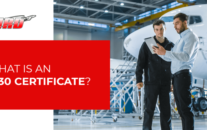 What is an 8130 Certificate?
