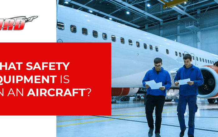 What Safety Equipment is on an Aircraft?